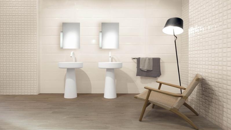 Piastrelle del bagno: forme dimensioni e tipologie